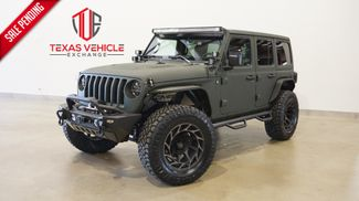 2021 Jeep Wrangler Unlimited Sport 4X4 DUPONT KEVLAR,LIFTED,LED'S,NAV in Carrollton, TX 75006