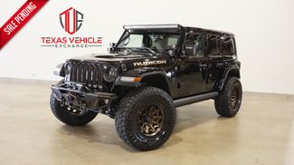 2021 Jeep Wrangler Unlimited Rubicon 4X4 LIFTED,BUMPERS,LED'S,FUEL WHLS in Carrollton, TX 75006