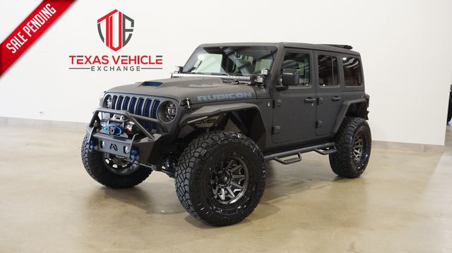 2021 Jeep Wrangler Unlimited Rubicon 4X4 SKY TOP,DUPONT KEVLAR,LIFT,LED'S