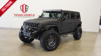 2021 Jeep Wrangler Unlimited Sport 4X4 DUPONT KEVLAR,LIFTED,LED'S,20'S in Carrollton, TX 75006