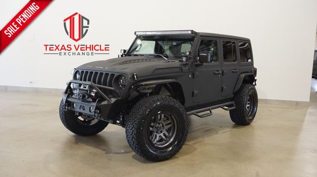 2021 Jeep Wrangler Unlimited Sport 4X4 DUPONT KEVLAR,LIFTED,LED'S,20'S