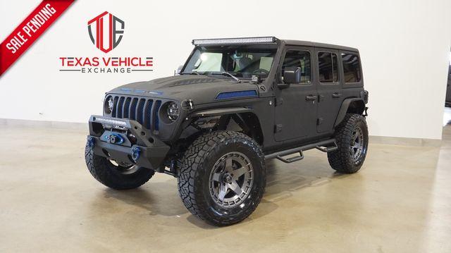 2021 Jeep Wrangler Unlimited Sport 4X4 DUPONT KEVLAR,LIFTED,LED'S,NAV in Carrollton, TX 75006