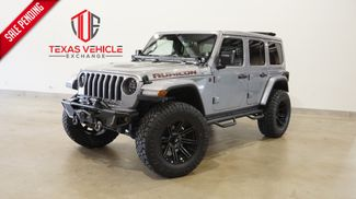 2021 Jeep Wrangler Unlimited Rubicon 4X4 SKY TOP,LIFTED,BUMPERS,LED'S,NAV in Carrollton, TX 75006