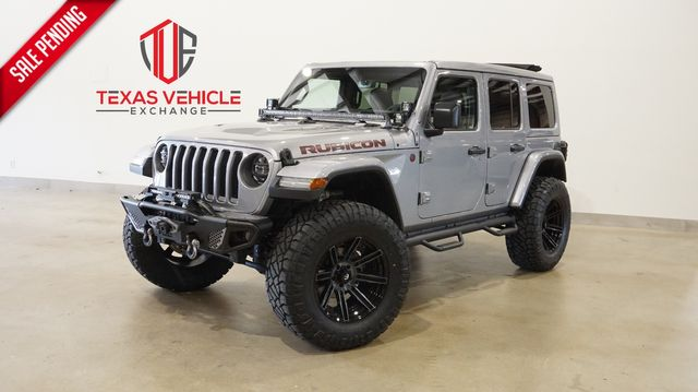 2021 Jeep Wrangler Unlimited Rubicon 4X4 SKY TOP,LIFTED,BUMPERS,LED'S,NAV
