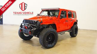 2021 Jeep Wrangler Unlimited Sport 4X4 LIFTED,BUMPERS,LED'S,NAV,20IN WHLS in Carrollton, TX 75006