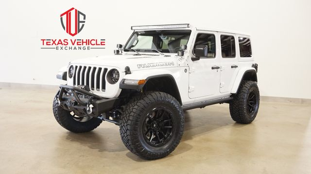 2021 Jeep Wrangler Unlimited Rubicon 4X4 DIESEL,LIFTED,BUMPERS,LED'S,FUEL WHLS