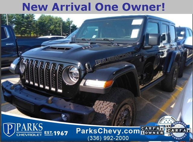 2021 Jeep Wrangler Unlimited Rubicon 392 in Kernersville, NC 27284