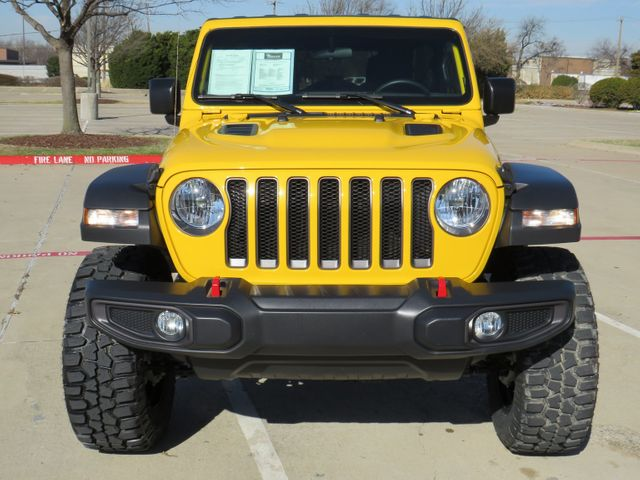 2021 Jeep Wrangler Unlimited Rubicon NEW LIFT/CUSTOM WHEELS AND TIRES in McKinney, Texas 75070