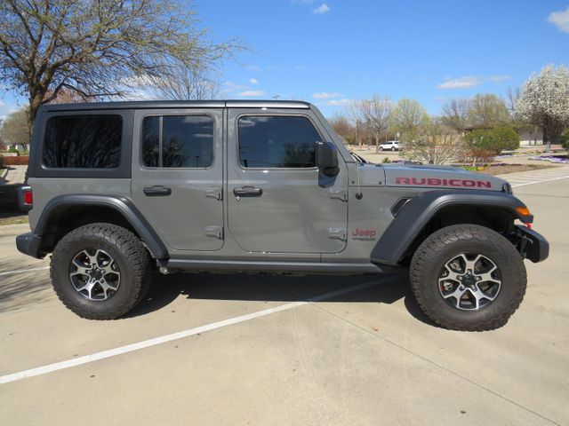 2021 Jeep Wrangler Unlimited Rubicon in McKinney, Texas 75070