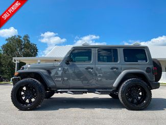 2021 Jeep Wrangler SKY 1 TOUCH POWER TOP NAV ALEA LEATHER 35s  Plant City Florida  Bayshore Automotive   in Plant City, Florida