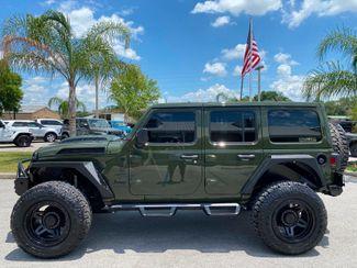 2021 Jeep Wrangler SARGE ALTITUDE CUSTOM LIFTED LEATHER NAV 37s  Plant City Florida  Bayshore Automotive   in Plant City, Florida