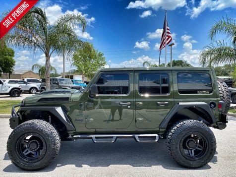 2021 Jeep Wrangler SARGE ALTITUDE CUSTOM LIFTED LEATHER NAV 37