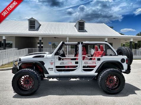 2021 Jeep Wrangler DIESEL LIFTED LEATHER 37