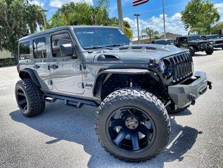 2021 Jeep Wrangler SKYTOP WILLYS NAV ALPINE LIFTED LEATHER   Plant City Florida  Bayshore Automotive   in Plant City, Florida