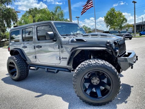 2021 Jeep Wrangler SKYTOP WILLYS NAV ALPINE LIFTED LEATHER  in Plant City, Florida