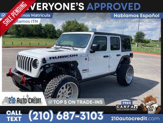 2021 Jeep Wrangler Unlimited Rubicon in San Antonio, TX 78237