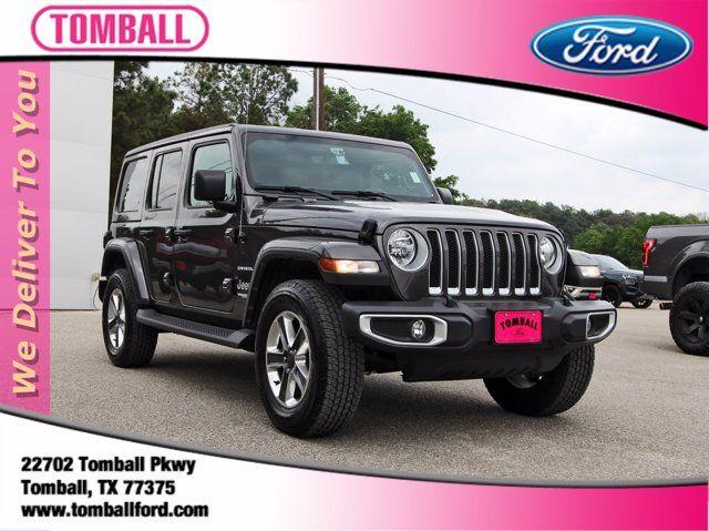 2021 Jeep Wrangler Unlimited Sahara