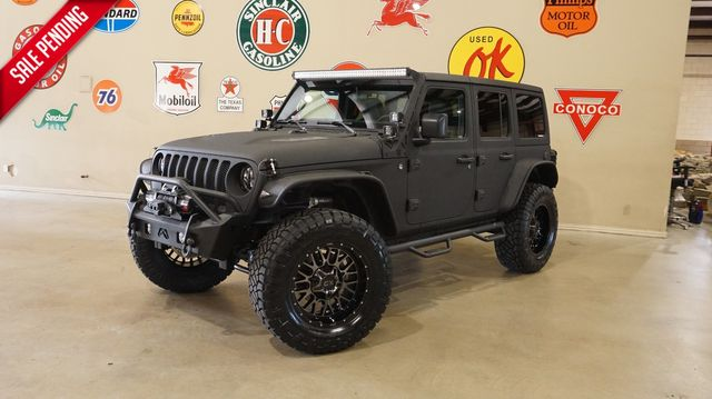 2021 Jeep Wrangler Unlimited Sport 4X4 DUPONT KEVLAR,LIFTED,LED'S