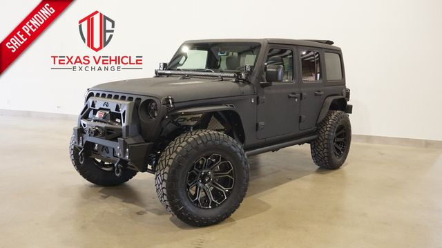 2021 Jeep Wrangler Unlimited Sport 4X4 SKY TOP,DUPONT KEVLAR,LIFT,LED'S