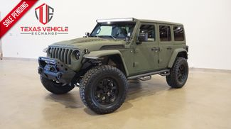 2021 Jeep Wrangler Unlimited Sport 4X4 DUPONT KEVLAR,LIFTED,LED'S in Carrollton, TX 75006