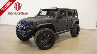 2021 Jeep Wrangler Unlimited Rubicon 4X4 DIESEL,DUPONT KEVLAR,LIFTED in Carrollton, TX 75006