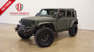 2021 Jeep Wrangler Unlimited Sport 4X4 SKY TOP,DUPONT KEVLAR,LIFT,NAV in Carrollton, TX 75006