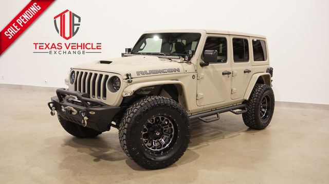 2021 Jeep Wrangler Unlimited Rubicon 4X4 DIESEL,DUPONT KEVLAR,LIFTED