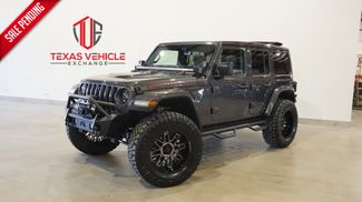 2021 Jeep Wrangler Unlimited Rubicon 4X4 SKY TOP,LIFTED,BUMPERS,LED'S in Carrollton, TX 75006