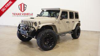 2021 Jeep Wrangler Unlimited Sport 4X4 DIESEL,LIFTED,BUMPERS,NAV,LED'S in Carrollton, TX 75006