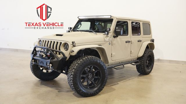 2021 Jeep Wrangler Unlimited Sport 4X4 DIESEL,LIFTED,BUMPERS,NAV,LED'S