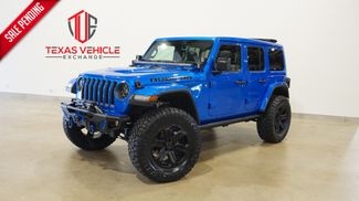 2021 Jeep Wrangler Unlimted Rubicon 4X4 SKY TOP,LIFTED,BUMPERS,LED'S in Carrollton, TX 75006