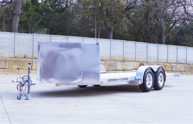 2021 Jimglo EGO 18' ALL ALUMINUM $11695 TILTING CAR HAULER in Keller, TX 76111
