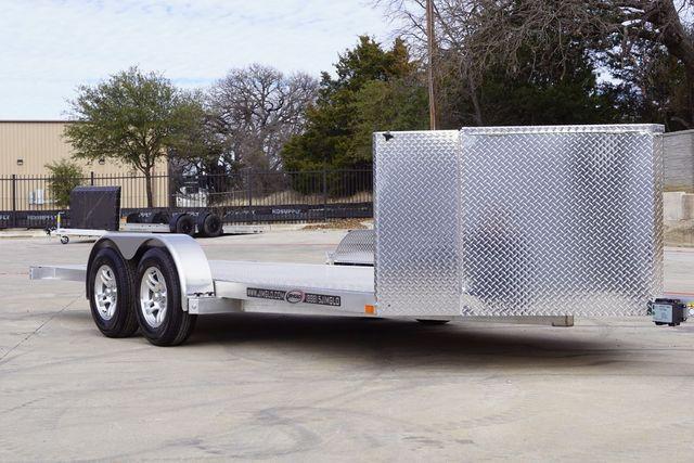 2021 Jimglo EGO 18'Aluminum Tilt Car Hauler in Keller, TX 76111