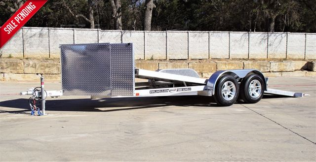 2021 Jimglo EGO 18' ALL ALUMINUM $9495 TILTING CAR HAULER in Keller, TX 76111