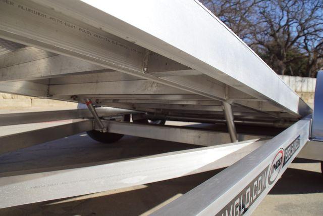 2021 Jimglo EGO Base 20' All Aluminum Tilting Car Hauler in Keller, TX 76111