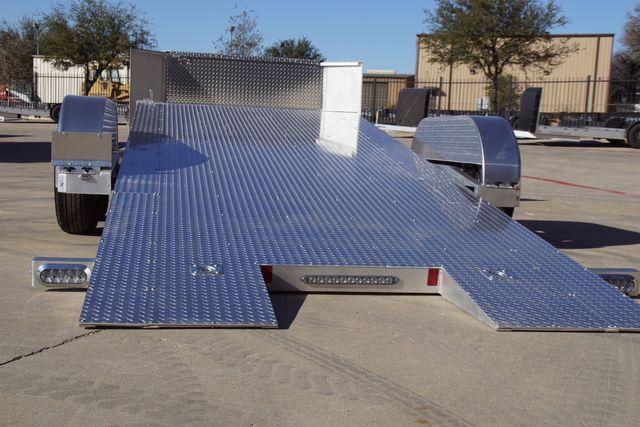 2021 Jimglo EGO Base 20' All Aluminum Tilting Car Hauler $14,195 in Keller, TX 76111