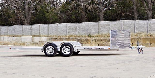 2021 Jimglo EGO 20' ALUMINUM TILT CAR HAULER $13,595 in Keller, TX 76111