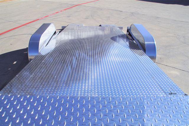 2021 Jimglo EGO 18' All Aluminum Tilting Car Hauler in Keller, TX 76111