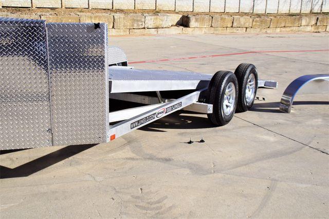 2021 Jimglo EGO Base 18' All Aluminum Tilting Car Hauler in Keller, TX 76111