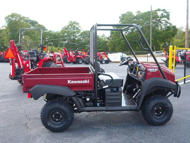 2021 Kawasaki Mule 4000 in Madison, Georgia 30650