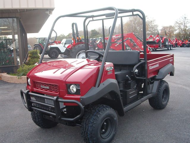 2021 Kawasaki Mule 4010 4x4 in Madison, Georgia 30650
