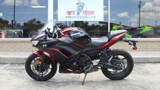 2021 Kawasaki NINJA 650 in Killeen, TX 76541