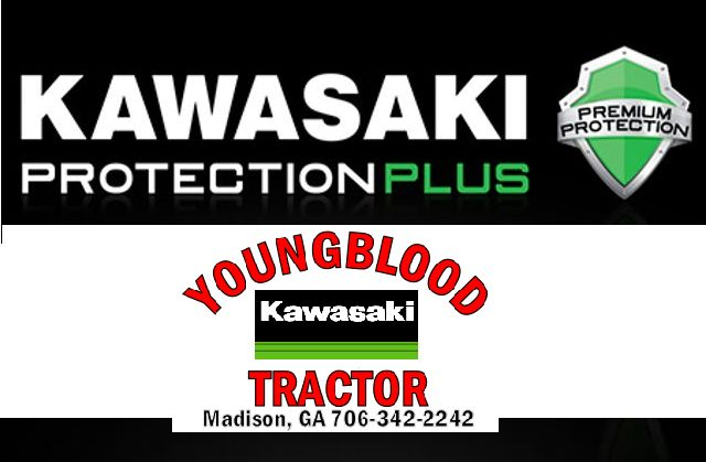 2021 Kawasaki Protection Plus