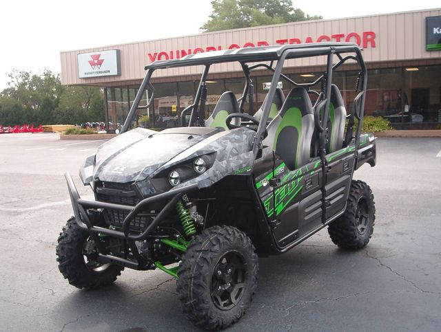 2021 Kawasaki TERYX4 LE in Madison, Georgia 30650