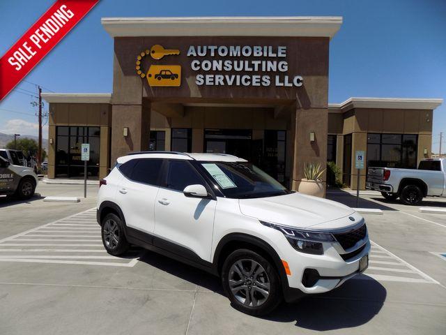 2021 Kia Seltos S in Bullhead City, AZ 86442-6452