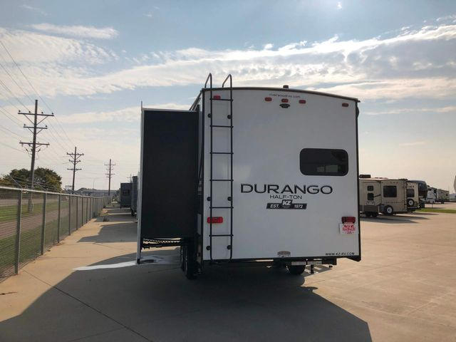 2021 Kz DURANGO HALF TON 250RES in Mandan, North Dakota 58554