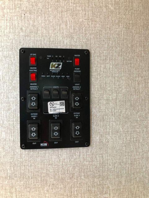 2021 Kz CONNECT LUXURY EDITION 313MK in Mandan, North Dakota 58554