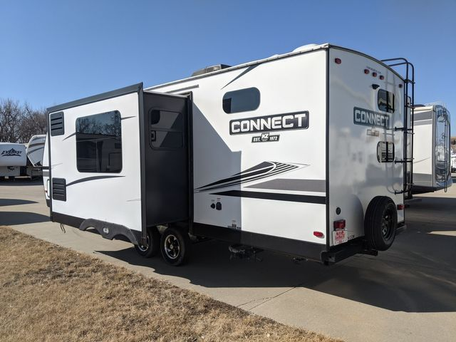 2021 Kz CONNECT LUXURY EDITION C251BHK in Mandan, North Dakota 58554