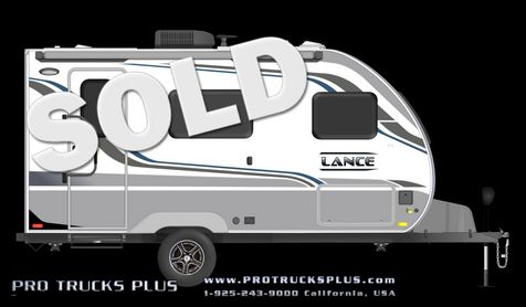 1475 Lance 2021 Travel Trailer 14'10