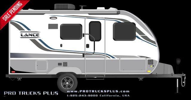 2021 Lance 1575 Travel trailer NEW